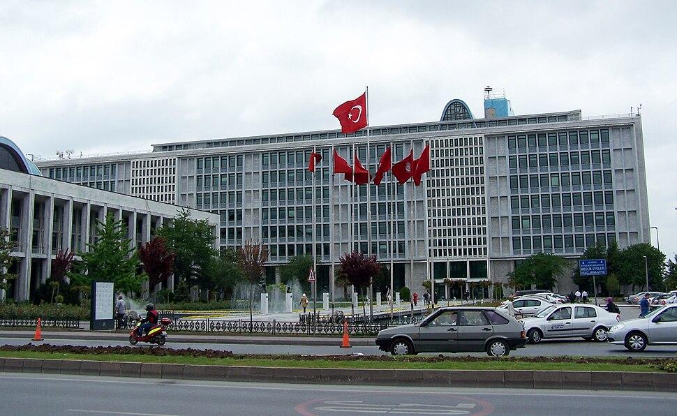 İstanbul Büyükşehir Belediyesi Bakanlığı
