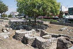 b43741fd78 Ερείπια βυζαντινού ναού