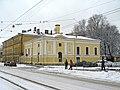 Александровская больница. Часовня у Троицкого собора02.jpg