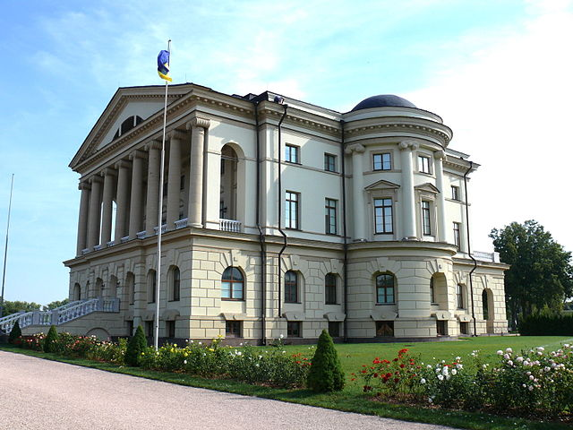 Батуринский дворец