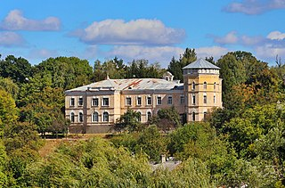 Novohrad-Volynskyi City in Zhytomyr Oblast, Ukraine