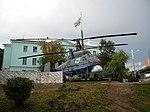 Владивосток, корабельный вертолет Ка-25 на ул. Русская 2011г.JPG