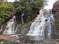 Джуринський водоспад. Осінь 2015.jpg