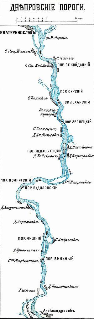 Dnieper Rapids - Dnieper Rapids