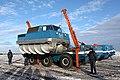 ЗиЛ-29061 - Тренировка поисково-спасательного отряда ЦВО по эвакуации экипажа космического корабля «Союз ТМА» 01.jpg