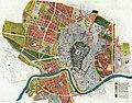Конкурсний проект генерального плану «Великого Кракова». 1910 рік. I нагорода.jpg
