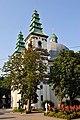 Костел домініканів. Вигляд від вулиці Сагайдачного. м. Тернопіль..jpg