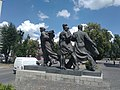 Пам'ятник харківським студбатівцям, м. Харків 02.jpg