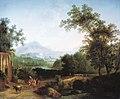 Петров Василий Петрович - Итальянский пейзаж (1806).jpg