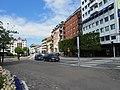 Северни део улице Дротнинггатан, Хелсингборг, Шведска.jpg