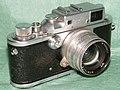Фотоаппарат Зоркий-3 (КМЗ), СССР, 1954 год.jpg