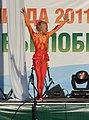 Цирк Весар (Архангельск) на Илимпиаде в Коряжме, 2011 (15).JPG