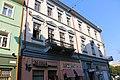 Чернівці, вул. О. Кобилянської 2, Будинок в якому розміщувався готель та кафе «Бель В'ю».jpg