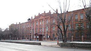 Eastern Military District - Eastern Military District HQ, Khabarovsk