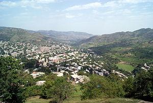 Berd - General view of Berd