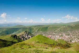 Goris - Goris in 2014