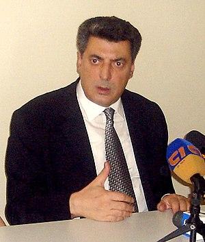 Stepan Demirchyan - Demirchyan in 2008