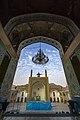 آینه کاری های امامزاده سلطان علی ابن محمد باقر- مشهد اردهال- ایران 09.jpg