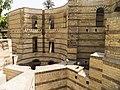 أجزاء من حصن بابليون بمصر القديمة.jpg