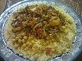طبق الكسكس المشهور في بلد المغرب.jpg