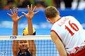 لیگ جهانی والیبال-دیدار صربستان و ایتالیا-۱۷.jpg