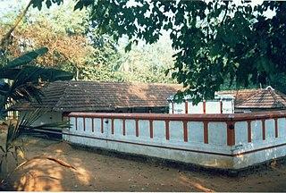 Edappatta village in Kerala, India