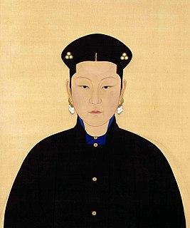 Empress Xiaozhaoren