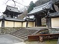 吉野町飯貝 本善寺 Honzenji 2010.2.22 - panoramio - Nankou Oronain (as36….jpg