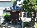 大和高田市松塚 松塚地蔵尊 Matsuzuka jizōson (Ksitigarbha) 2011.7.17 - panoramio.jpg