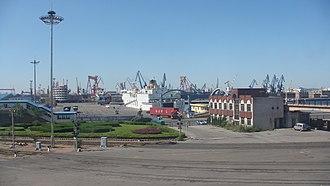 Port of Dalian - Image: 大连港 panoramio (1)