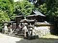 御所市樋野 天ノ安川神社 2012.6.11 - panoramio.jpg