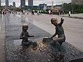 星海广场铜雕塑 - panoramio.jpg