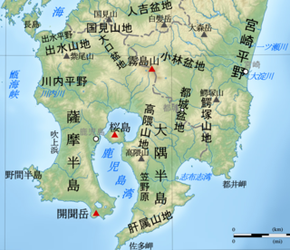 Kagoshima Bay