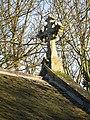 -2020-01-04 Apex cross, All Saints church, Gimingham.JPG