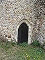 -2020-08-23 Doorway in the bell tower, Saint Peter and Saint Paul Church, Sustead, Norfolk.JPG