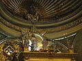 009 Església de Sant Salvador, detall de l'altar major.jpg