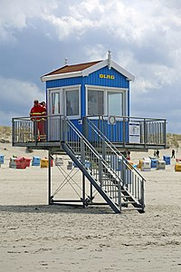 00 1252 DLRG-Station - Lifeguard station.jpg