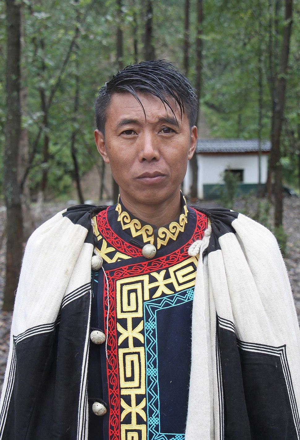 00 Yi minority in traditional 05.jpg