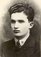 011.Portret Nicolae Ceauescu in 1939