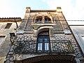 019 Casa al carrer de França, 22 (Sant Antoni de Vilamajor), detall de la façana.jpg