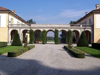 Agrate Brianza - Villa Trivulzio