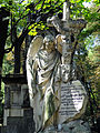041012 Sculpture and architectural detail at the Orthodox cemetery in Wola - 08.jpg