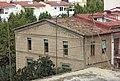 076 Casa de la Santema (Caldes d'Estrac), des del parc de Can Muntanyà.JPG