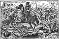 08 Death of Gustavus Adolphus at Lutzen-Illust by Johan Schonberg for Lion of the North by G A Henty.jpg