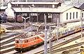 109R27161083 von Wirtschaftsuniversität, Bereich Franz Josefs Bahnhof, Rundlokschuppen, Lok 1046, Lok 4030.jpg