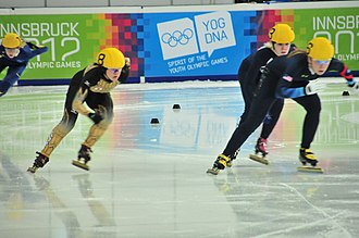 Short track speed skating - Short track at the 2012 Winter Youth Olympics, Innsbruck
