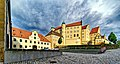 130 Meter über der Stadt Lauchheim liegt Schloss Kapfenburg. 05.jpg
