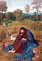 1484 tot Sint Jans Johannes der Täufer in der Einöde Gemäldegalerie Kat.Nr. 1631 anagoria.jpg