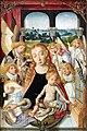 1490 Muttergottes mit musizierenden Engeln anagoria.JPG