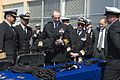 150112-N-WL435-307 Jonathan Greenert is shown some weapons of Chilean VBSS.JPG